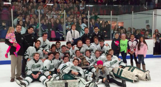 The FHC Hockey Team Clinches 1st Regional Title Since 1985