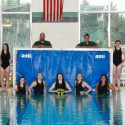 2014 Girls Water Polo – Team Pic