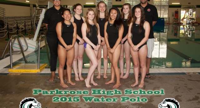 2015 Girls Water Polo