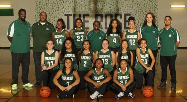 2015-16 Girls Basketball