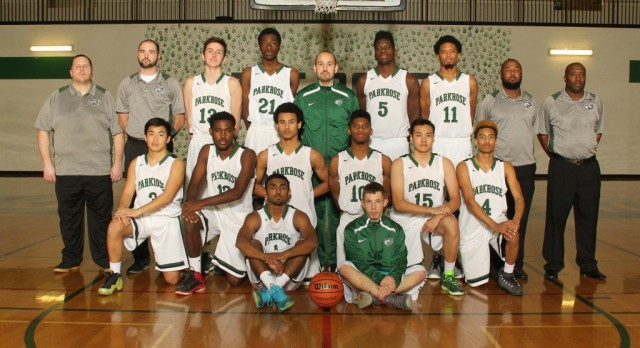 2015-16 Varsity Boys Basketball