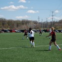Varsity Girls' Soccer ~ College Showcase @Lou Fusz ~ 4-2-2016