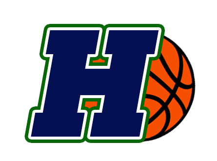 H and Basketball Logo