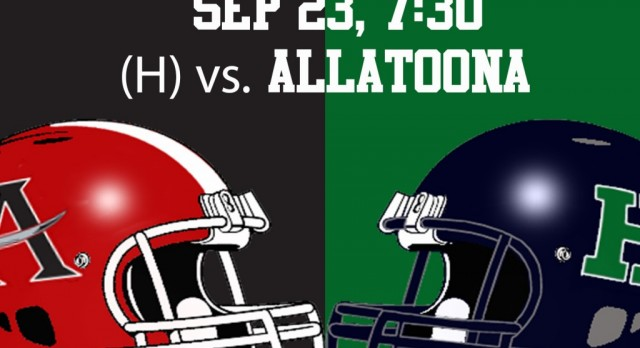 Hoya football hosts Allatoona on Friday at Cobleigh Stadium
