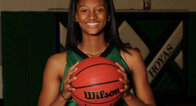 Sydne Wiggins Named as McDonald's All-American Nominee