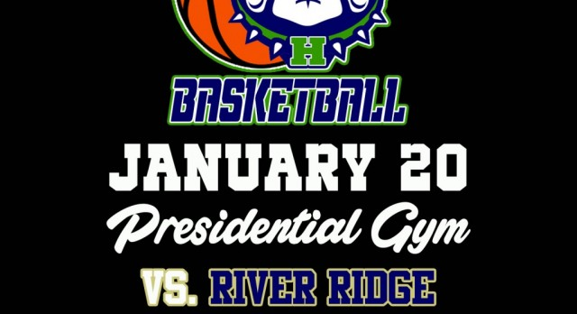 Hoya basketball hosts River Ridge on Friday