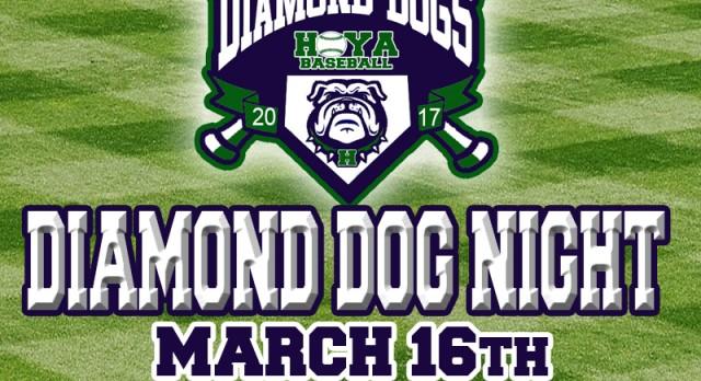 Diamond Dog night at Baseball