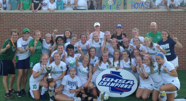 Lady Hoyas win State Championship