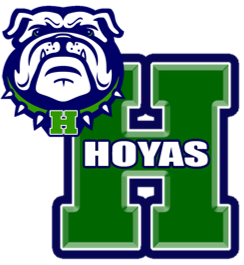 Hoya Dog Big Letter Logo
