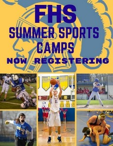 FHS SUMMER SPORTS CAMPS