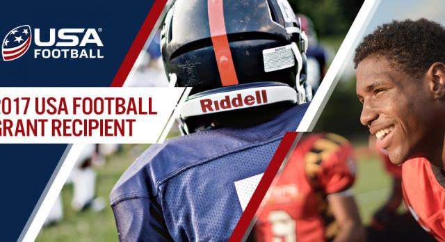 WHS Football Awarded USA Football Grant!