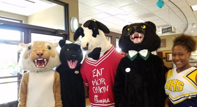 CHICK-FIL-A CHALLAGE