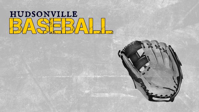 Hudsonville JV Baseball Team Starts the Season 5-2