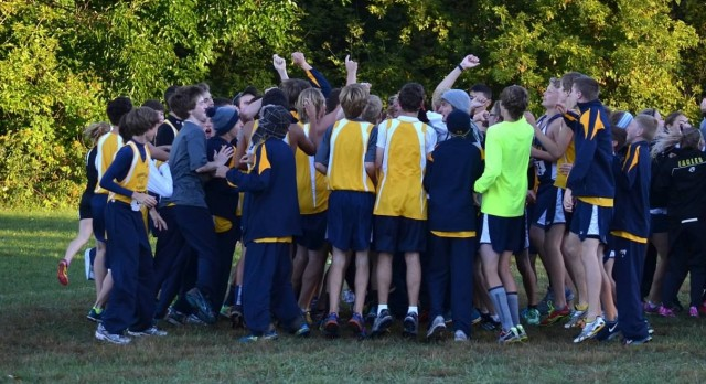 Boys XC Team Sees Significant Improvements in Weekend Invitationals