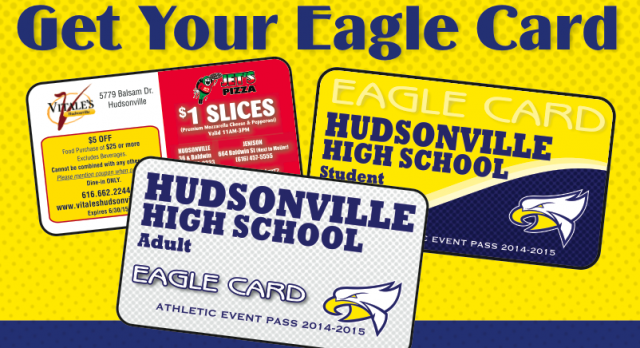 Buy/Pick up Eagle Cards
