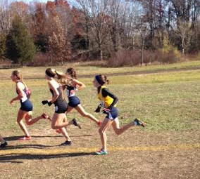 Kelli Jackson Finishes Illustrious Career In Cross Country