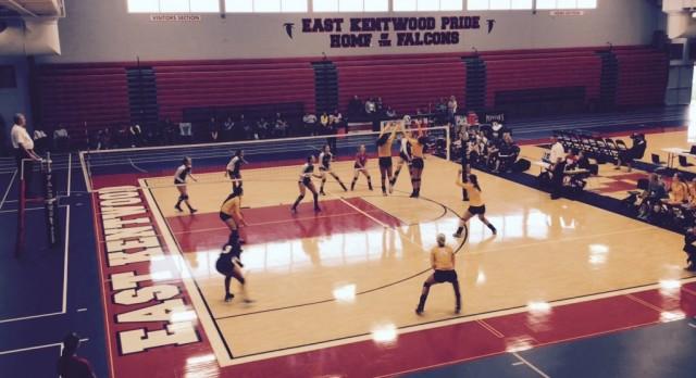 Varsity Volleyball Finishes 3rd at WMVOA