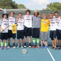 Boys Varsity Tennis takes 1st Place at Holland Quad Invitational