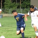 Boys Freshmen Soccer vs West Ottawa 2015-08-21