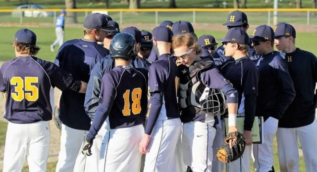 Freshmen Baseball Remains Undefeated
