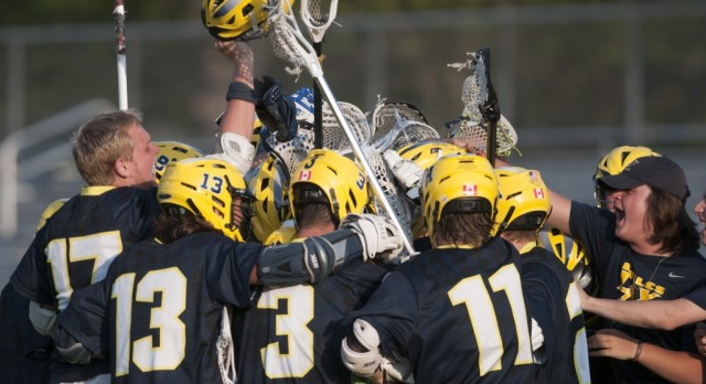 Boy's Lacrosse Receives Post Season Awards