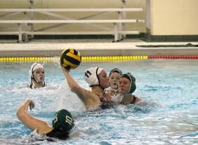 Hudsonville Girl's Water Polo Finishes Season as State Runner Up