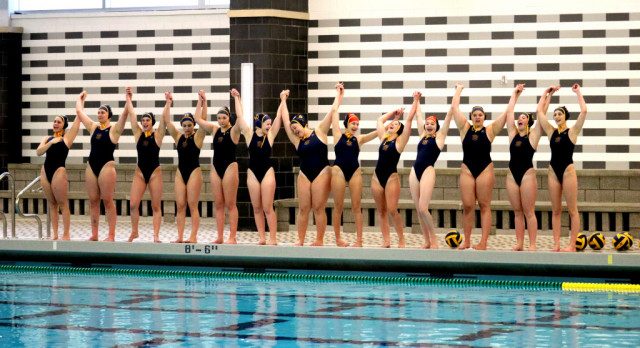 Girl's Water Polo Has Strong Performances versus East Kentwood, Rockford and Forest Hills