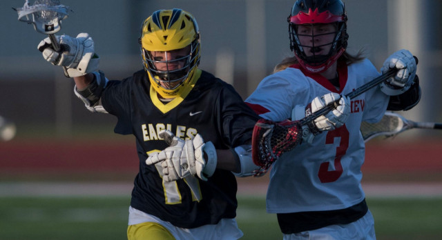 Varsity Boy's Lacrosse Defeats Northview 6-2
