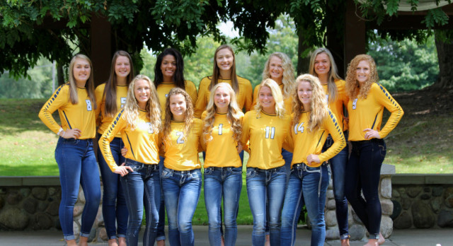 Varsity Volleyball Advances