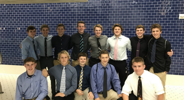 Boy's Water Polo Ranked 5th in the State