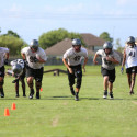 Pearland Oilers First Day at Practice 8-14-17