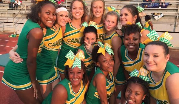 North Rowan Cavalier Cheer Squad!!!