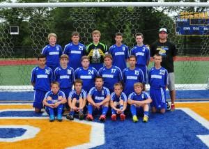 SHS Soccer Freshman 2014