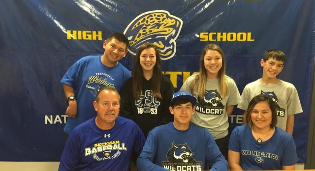 Austin Lawrence Signs with Culver-Stockton