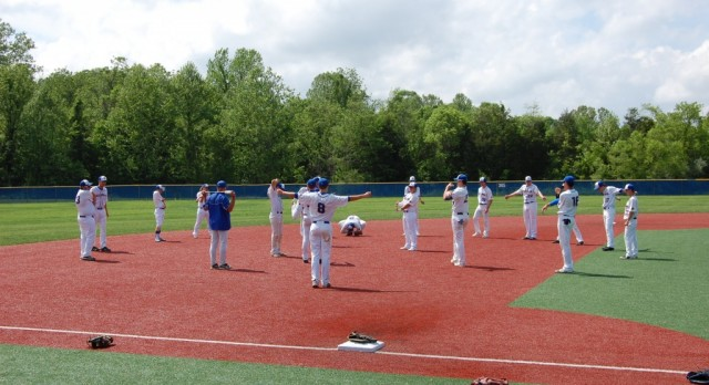 Seckman Baseball Camp- May 25-27th