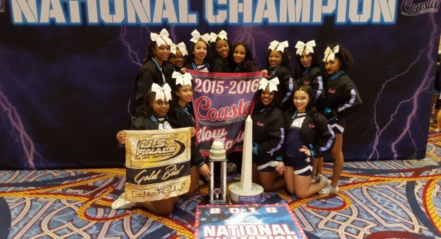 Cheer Nationals  Battle of the Capitol