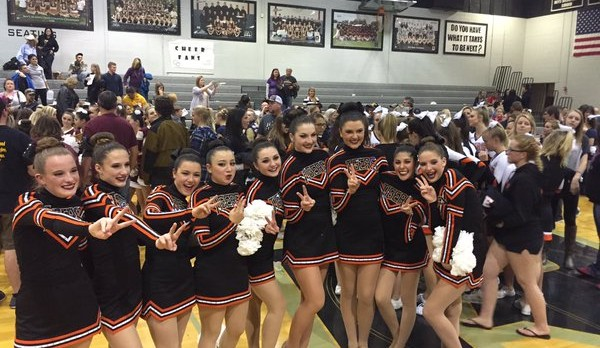 Cheer and Dance State Competition Information