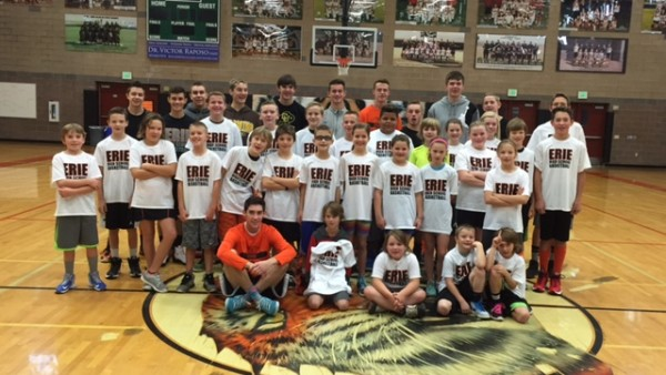 Basketball Youth Camp Picture
