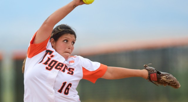 Erie Softball Claims Tri Valley League Championship