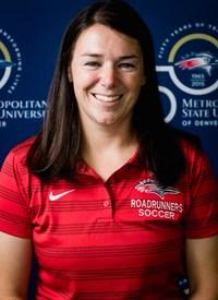 Introducing Head Women's Soccer Coach Megan Remec