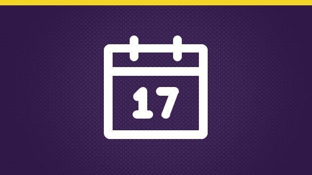 September Athletic Calendar