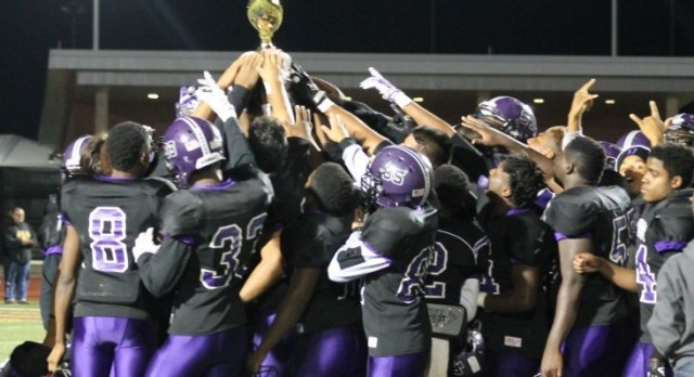 Check Out The Great Pics From The Playoff Football Win!!