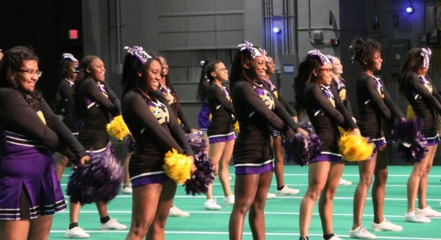 EHS Cheer!!! = UIL Spirit Competition
