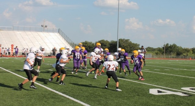 8th Grade Football Scores & Pictures!!!