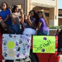 Homecoming Parade, Queen & King, Ribbon Cutting, School Spirit (2)