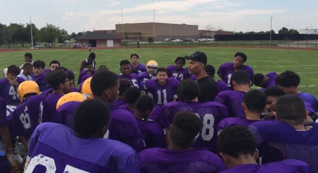 7th & 8th Jr. High Football Game Info. (Tues., Sept. 13th)