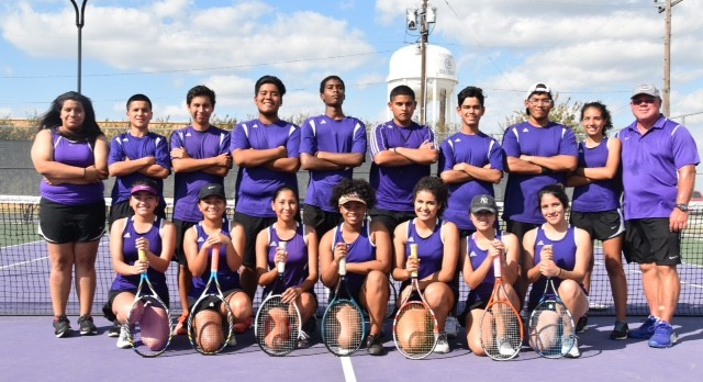 Check Out EHS Tennis: All District Honors!!!