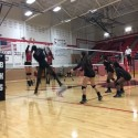 Volleyball vs. Burleson Pics….