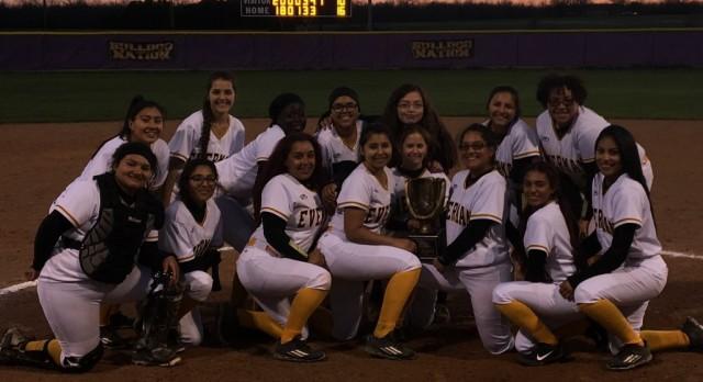 Softball Girls Win EHS Tournament!!! = Pics….