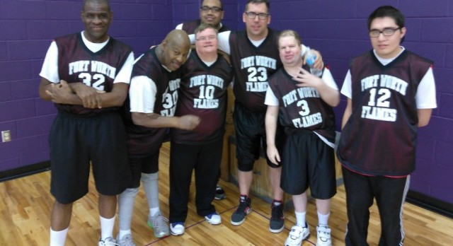 Special Olympics Basketball Draws Biggest Crowd In Years!!!